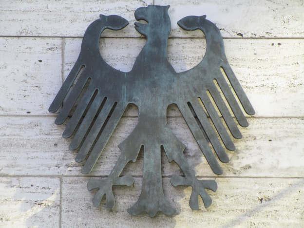 Bundesadler als Wappentier
