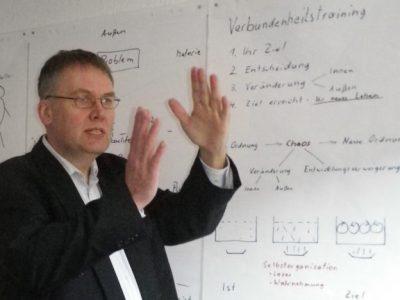 Volker Schmidt erklärt Synergetik